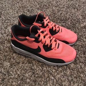Air Max 90 Ultra 2.0 Lava Glow kids 7y